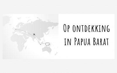 Op ontdekking in Papua Barat