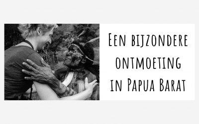 Een bijzondere ontmoeting in Papua Barat