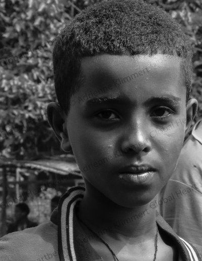 Ethiopië | Every stare can be turned into a smile