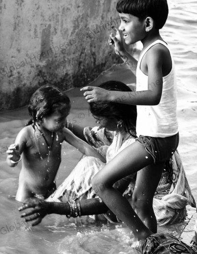 India   Family time