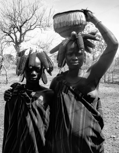Mursi Tribe | Famous for unique headdresses