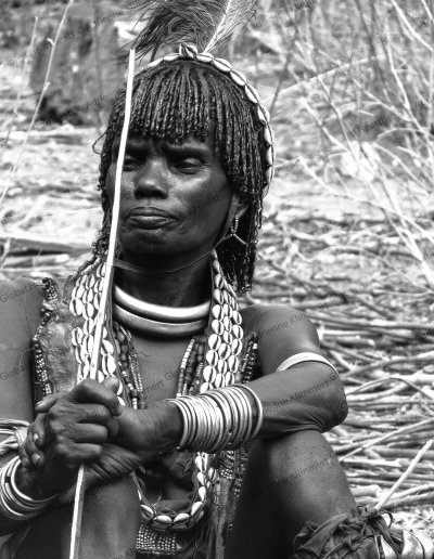 Hamar Tribe | Respect me and I will love you